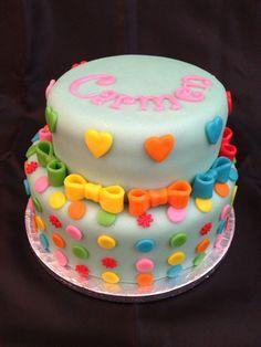 Koekiemonster taart Eigen creaties cakes of my own Pinterest