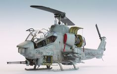 AH-1W Super Cobra Academy 1/35 - Ready for Inspection - Aircraft - Britmodeller.com