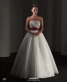 Vestido de novia Gelen