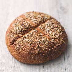 Hazel & Cacao   Easy Homemade Wholemeal Spelt Bread