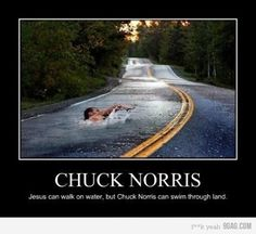 The - Chuck Norris