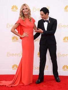 2014 Primetime Emmy Awards: Red Carpet - V1 News Gallery