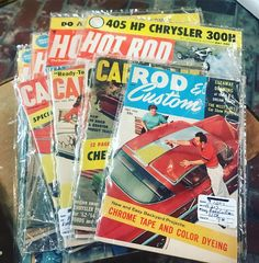 Dealer #1207 has lots of vintage car magazines in their booth. #fourthstreetantiques #antiquestore #vintagestore #antiques #vintage #temecula #temeculaantiques #murrieta #sandiegovintage #temeculavintage #furniture #antiqueshopping #antiquing #temeculawinecountry #shabbychic #furniture #shoppingintemecula #french #cottagechic #vintageweddings #decorating #vintagestyle #farmstyletemecula #farmhousestyle #vintageinspiration #temeculaweddings #temeculadecor #fleamarketfinds #homedecor #hotrods