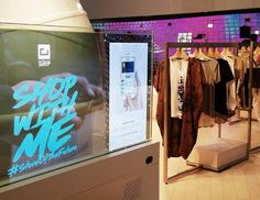 Inside the Store of the Future