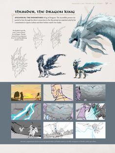 The Dragon Prince Book, Concept Art Books, Dragon Princess, Superhero Movies, The Last Airbender, Mythical Creatures, Disney, Book Art, Avatar