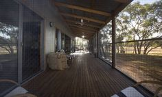 The Shearing Shed home in Torrumbarry. Photo: SUPPLIED.