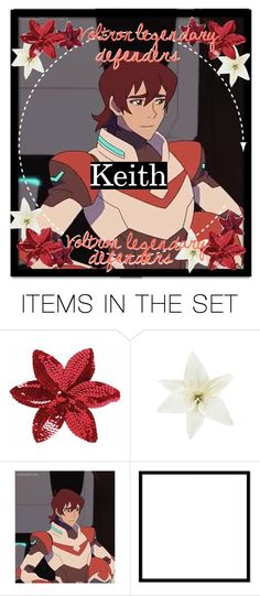 """Keith from Voltron legendary defenders (icon),"" by sweetdreamer13 ❤ liked on Polyvore featuring art"