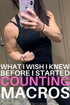 What I Wish I Would have Known Before I Started Counting Macros – Brittiney Landis What I wish I knew before I started counting macros. Lessons I learned in macro counting. Macro counting tips and tricks for beginners. Fitness Workouts, Fitness Gym, My Fitness Pal, Health And Fitness Tips, Fitness Facts, Health Tips, Key Health, Fitness Motivation, Fitness Plan