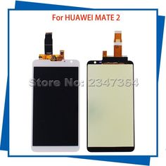 166.01$  Buy here - http://aio7r.worlditems.win/all/product.php?id=32716286259 - 5pcs/lot For HUAWEI MATE 2  MT2  LCD Display Touch Screen 100% Guarantee Tested 6.1''  Mobile Phone LCDs Free Shipping