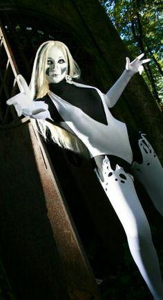 Silver Banshee #cosplay