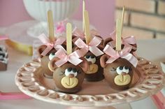 Chocolate Covered Apples, Caramel Apples, Oreos, Gourmet Candy Apples, Cake Pop Designs, Beautiful Cake Designs, Cakepops, Baby Birthday Cakes, Best Candy