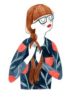 Brooke Smart Illustration
