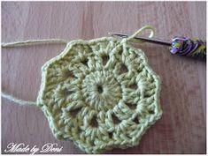 Made by Deni: . Crochet Earrings, Jewelry, Fashion, Craft, Moda, Jewels, Fashion Styles, Schmuck, Jewerly