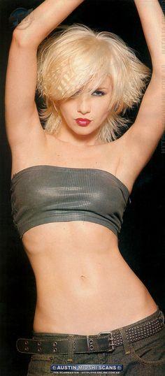 Blondie Naty!