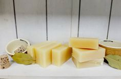 Natural Palm Free Cold Process Soap