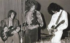 7th Sept 1968, Jimmy Page, Robert Plant, John Paul Jones and John Bonham made their live debut as Led Zeppelin but billed as The New Yardbirds at Teen Club in Gladsaxe (a suburb in the outskirts of Copenhagen, Denmark)