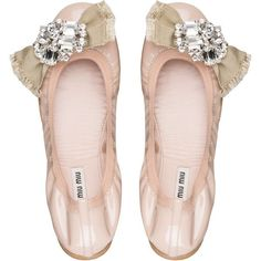 Miu Miu Ballerinas