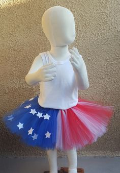 4th of July Tutu1
