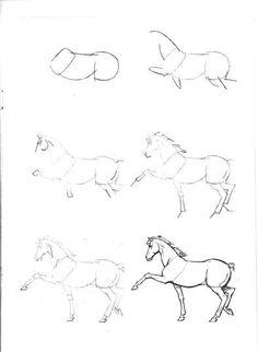 wenn sie einen pferd zeichnen lernen wollen dann sind sie richtig gekommen schauen sie mal. Black Bedroom Furniture Sets. Home Design Ideas