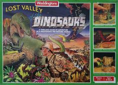Lost Valley of the Dinosaurs