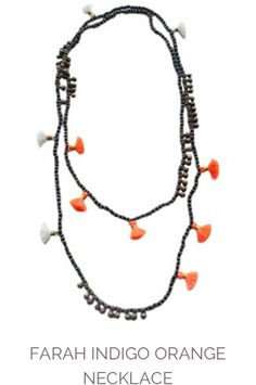 This season, lighten up your jewelry box with charming, cheerful pieces handcrafted with compassion from environmentally friendly and sustainably sourced materi