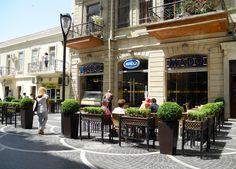 В Баку уличные кафе вновь приступили к работе, Азербайджан - Biznesinfo.az