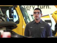Video: Learn more about Fleet Maintenance Careers at #Penske Truck Leasing. #diesel #Penske #trucking #trucks