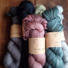 Eden Cottage Yarns at Loop, London