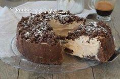 SBRICIOLATA COPPA DEL NONNO ricetta facile e veloce, ricetta dolce al caffè golosa e facilissima da preparare, senza cottura.
