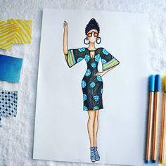 Genial! @dantasbruninho se inspirou na coleção Re-existência citada no curso Fashion Illustration, com 👓Ronaldo Fraga 👓 e nos enviou esse croqui lindo avaliado pelo mestre @fragaronaldo. ✂✏👚▶Acesse aprendeai.com e inscreva-se. #aprendeai #empreenda #criatividade #empreendedorismo #moda #design #ilustração #desenho #carreira #trabalho #negocios #moda #croqui #desenhodemoda #fashion #costura #costurando #roupa #roupas #croquidemoda #costureira #fashionista #estilista #estilismo…