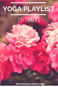 #Yoga Playlist #Music #Sport