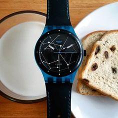 Breakfast! #Swatch #puristspro #singaporewatchclub #watchanish #mondani #wristporn #watchporn #watchmania #lovewatches #wwatches #watchesofinstagram #watchnerd #whatchs #watchfam #dailywatch #horology #luxurymenslife #womw #ultimate_watches #wruw #wis #instawatches #watchcollector #orologio #horophile #sistem51 #whatchs #foodporn #foodie #burp #breakfast by noob_watch_idiot_savant