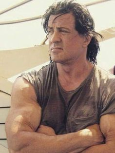 Wily - craft, sly   Sly is a nickname for Sylvester Stallone