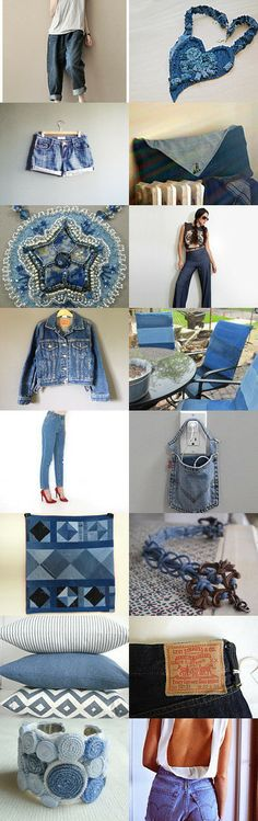 Jean Queen by Arlene on Etsy--Pinned with TreasuryPin.com