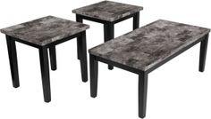 Flash Furniture FSDTS343FMGG Living Room Table Sets