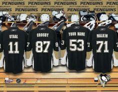 20 Best Pittsburgh Penguins Gameroom Images On Pinterest