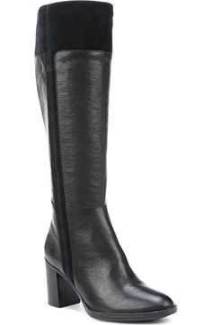 Naturalizer 'Frances' Tall Boot (Women) available at #Nordstrom