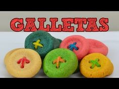 GALLETAS EN 15 MINUTOS | MUSAS | COMO HACER GALLETAS - YouTube