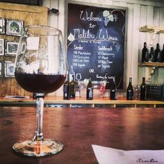 Photo by hanhonymous @ Malibu Wines Tasting Room