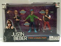 (TAS030583) - 2011 Bravado Justin Bieber Mini Skateboarding Collection