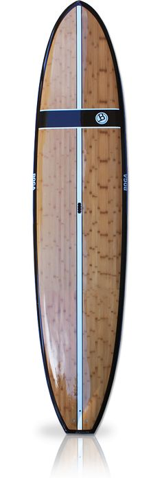 El Rey 12 Bamboo Stand Up Paddle Board. $1,295