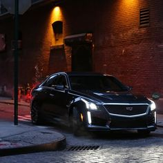 Buick Gmc Chevrolet Cadillac Cts V Automobile Industry Batmobile Fast Cars