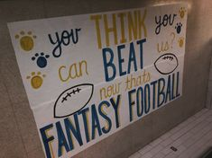 56 New ideas basket ball signs for games funny cheer Football Game Signs, Football Banner, Football Cheer, Basketball Signs, Football Posters, Girls Basketball, Girls Softball, Volleyball Players, Football Spirit Signs