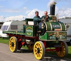 Steam Truck. ===> https://de.pinterest.com/pin/21673641935673243/