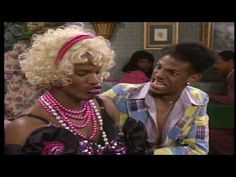 In Living Color - Wanda Meets Luther The Ugly Man [HD] - YouTube