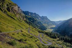 Klausenpass Switzerland