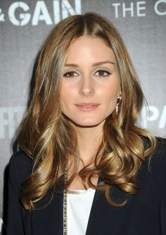 14 Best Haircuts for Spring 2013:The Décolletage 'Do - Olivia Palermo