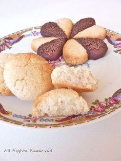Di pasta impasta: Biscotti al cocco con farina di riso e ricotta