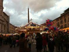 Mercatino di Natale a Piazza Navona - Le Nuove Mamme Roma