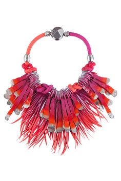 Eclectic Jewelry and Fashion: The Bold The Colorful: Christian Dior Jewelry Spring 2011